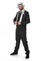 Maffia gangster kostuum voor heren