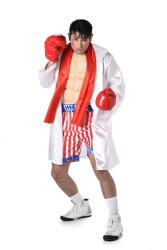 Champion Bokser kostuum voor volswassenen