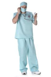 Chirurgen pak voor volwassenen