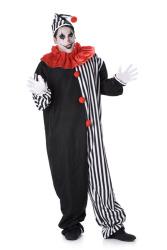 Clown Pierrot kostuum voor heren