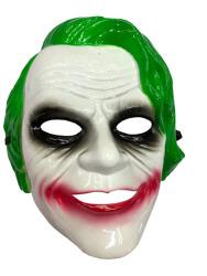 Joker Masker Green pvc