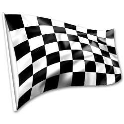 Finish Flag 90 x 150 cm