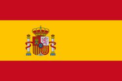 Landenvlag Spanje 90 x 150 cm