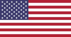 Landenvlag USA 90 x 150 cm