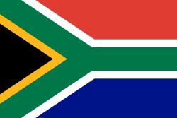 Landenvlag Zuid Afrika 90 x 150 cm
