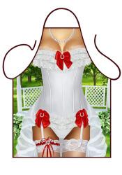 Fun schort - Bride