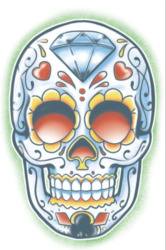Day Of The Dead Tattoo - El Jugador
