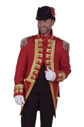 Carnavalsjas ''Nelson'' Deluxe Rood