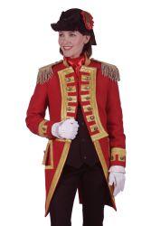 Carnavalsjas ''Nelson'' Dames Rood