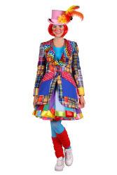 Themajas dame ''Clown'', Mix van kleuren