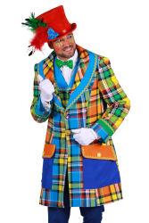 Themasjas clown heer ''Bubbles'', Mix va