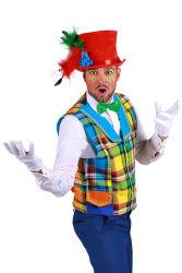 Themavest heer clown ''Bubbles'', Mix va