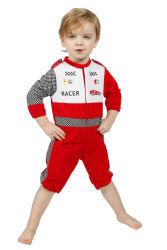 Babykostuum Race Coureur - onesie