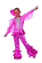 Mamma Mia Kostuum voor Meisjes - roze