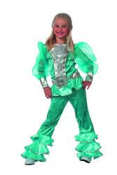 Mamma Mia Kostuum voor Meisjes - turquoise