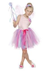 Kinderkostuum Fee voor Meisjes - roze