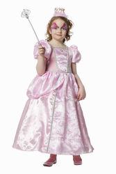 Prinsessenjurk voor Kinderen - roze