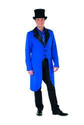 Slipjas voor Heren - blauw/zwart