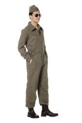 Piloot Overall voor Heren - legergroen