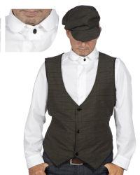 Peaky Blinders Overhemd voor Heren wit