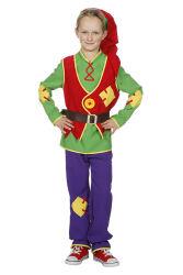Kabouter Kostuum voor Jongens