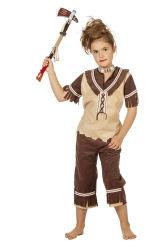 Indiaan Cherokee Kostuum voor Meisjes