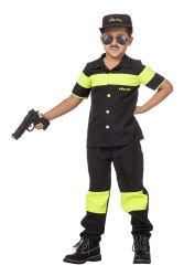Kinderkostuum Politie Nederland