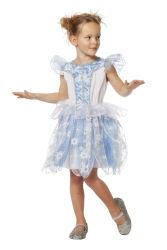 Kinderjurkje Fee en Ijsprinses - Lichtblauw