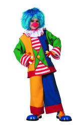Clown Kostuum voor Kinderen - Multikleur