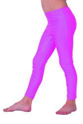 Legging voor Kinderen - neon roze