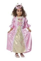 Prinsessenjurk met Strikken voor Kinderen - roze