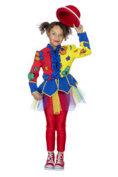Clown Jas voor Kinderen - multikleur