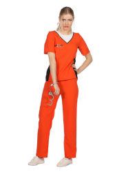 Boevenpak voor Dames - oranje