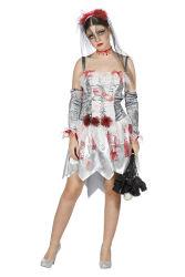 Dameskostuum Zombie Bruid