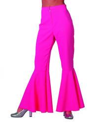 Broek ''Hippie'' Stretch voor Dames - roze