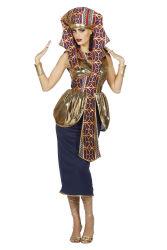Koningin van Egypte Kostuum voor Dames