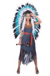 Indiaanse Bluebird -
