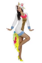 Sexy Eenhoorn Kostuum voor Dames