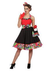 Pop Art Jenny Kostuum voor Dames