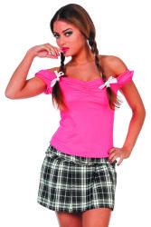 Top Uni voor Dames - roze