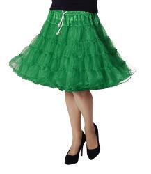 Luxe Petticoat Drielaags - groen