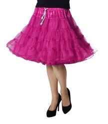 Luxe Petticoat Drielaags - roze