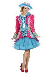 Luxe Petticoat Drielaags - lichtblauw