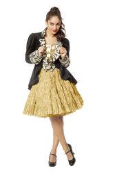 Luxe Petticoat Drielaags - goud