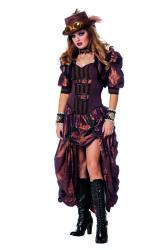 Luxe Steampunk Kostuum voor Dames