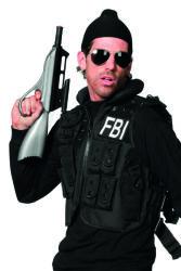 Luxe Kogelvrij Vest FBI voor Volwassenen