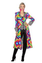 Carnavalsjas ''3D Blok'' - Lang - Damesmodel