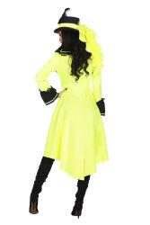 Luxe Damesjas - neon geel