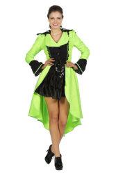 Luxe Damesjas - neon groen