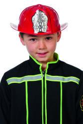 Helm brandweerman